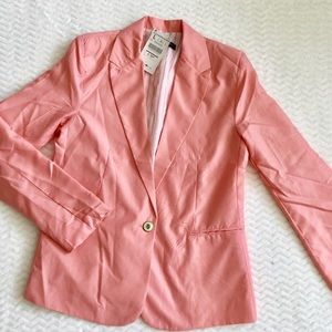 Zara Woman Single-Button Blazer
